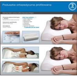Poduszka ortopedyczna profilowana