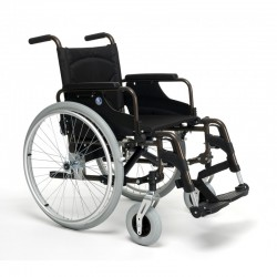 Wózek inwalidzki aluminiowy lekki różne modele kod NFZ  P.129