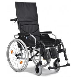 Wózek inwalidzki stabilizujący plecy i głowę różne modele kod NFZ P.130