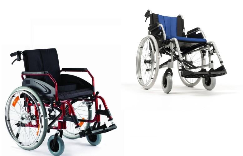 Wózki inwalidzkie - sklep medyczny AMA-MED